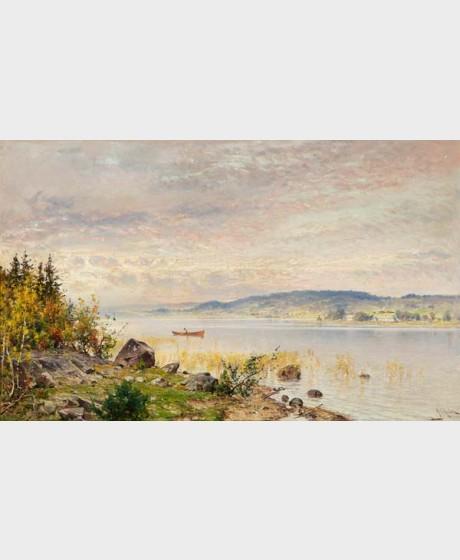 Munsterhjem, Hjalmar (1840-1905)