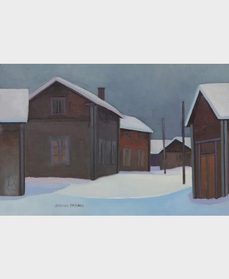 Juhani Palmu (1944-)*