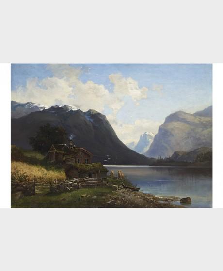 Holmlund, Josephina (1827-1905), (SE)
