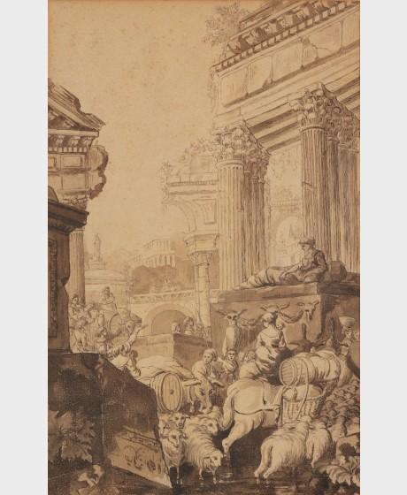 Tuntematon taiteilija, 1700-luku
