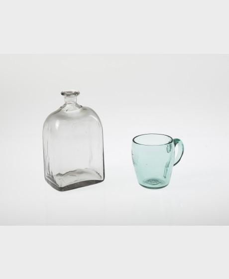 Pullo ja muki