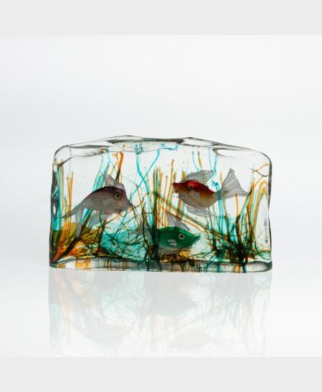 Paperipaino, akvaario