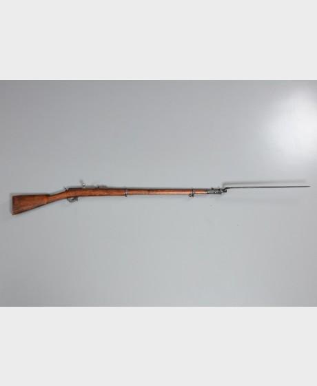 Kivääri ja pistin