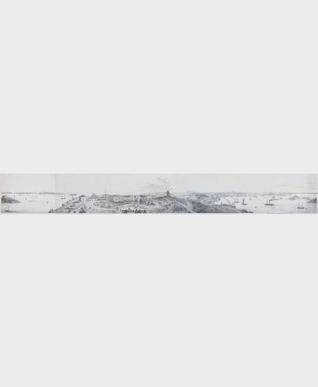 Panorama de Helsingfors