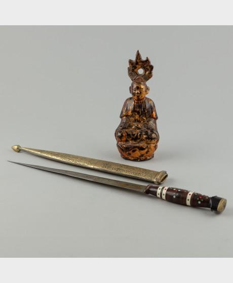 Buddha ja tikari