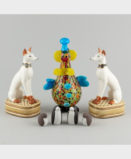 Figuriinejä, 7 kpl