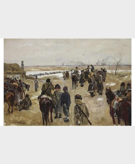 Backmansson, Hugo (1860-1953)