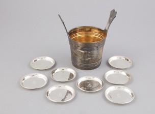 Erä hopeaa, 9 kpl
