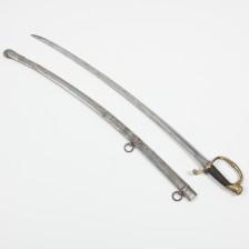 Jalkaväen upseerisapeli m/1826