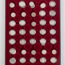 Hopearahoja 48 kpl, Venäjä 15 kopeekka, 1785-1916