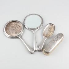 Erä hopeaa, 4 kpl