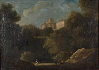 Richard Wilson (1714-1782), väitetty