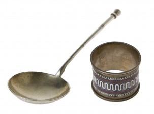 Lusikka ja lautasliinarengas
