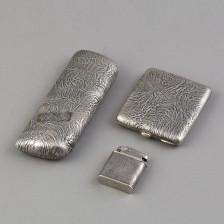 Erä hopeaa, 3 kpl