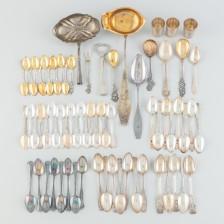 Erä hopeaa, 1010 g