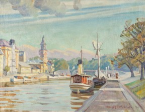 Ali Munsterhjelm (1873-1944)