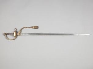 Jalkaväen spagaa m/1798
