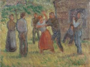 Per Åke Laurén (1879-1951)*