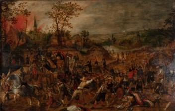 Sebastian Vrancx (1573-1647), hänen seuraajansa
