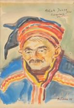 Alvar Outakka (Alvar Lind) 1897-1951