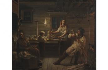 Ekman, Robert Willhelm (1808-1873)