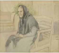 Frosterus-Segerstråle, Hanna (1867-1946)