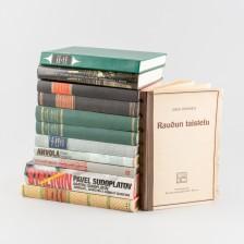 Kirjoja, 12 kpl