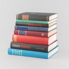 Kirjoja, 8 kpl