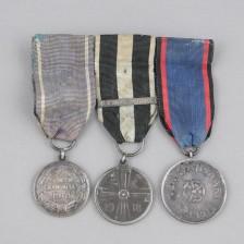 Vapaussodan kunniamerkkiripa, 3 merkkiä