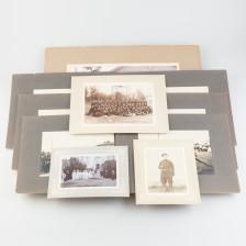 Valokuvia ja kartta
