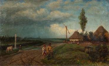 Maalaus, 1800-luvun loppu