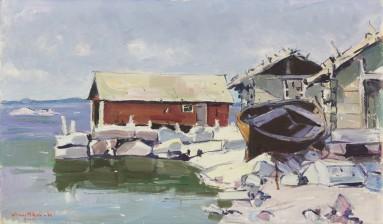 Armas Mikola (1901-1983)*