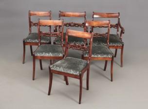 Tuoleja, 2+4 kpl