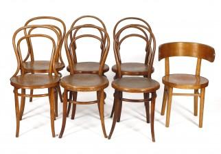 Tuoleja, 4+2+1