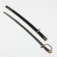Ratsuväen miehistösapeli m/1881