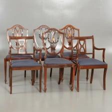 Tuoleja 2+4 kpl