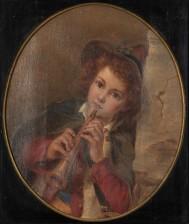 Tuntematon suomalainen taiteilija, 1800-luku