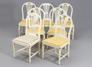 Tuoleja, 7 kpl