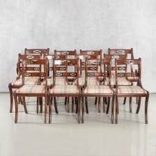 Tuoleja, 10+2 kpl