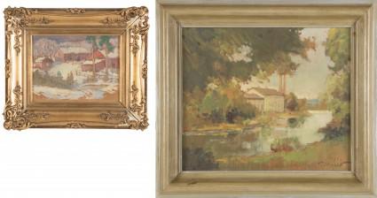A. Sandberg ja maalaus