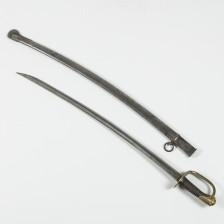 Ratsuväen miehistösapeli m/1822