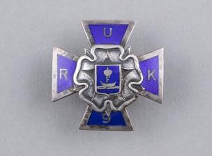 RUK 9 kurssimerkki