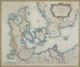 Tanskan kartta