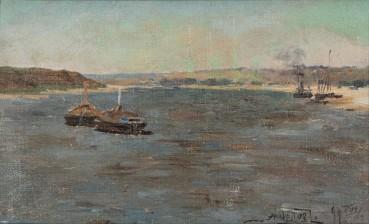 Aleksandr Grigorievich Orlov (1868-) (RU)