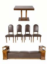 Istuinryhmä, 6 osaa