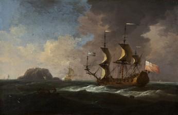 van de Velde, Willem (1633-1707), (NL), koulukunta/skola/the School of