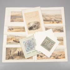 Erä litografioita
