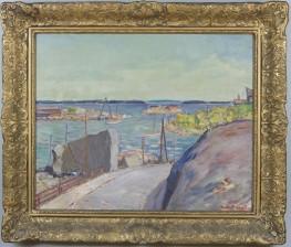 Oscar Bengts (1885-1966)*