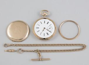 Taskukello ja kellonperät