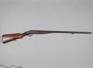 Iver Johnsons metsästyshaulikko, 1880-luku